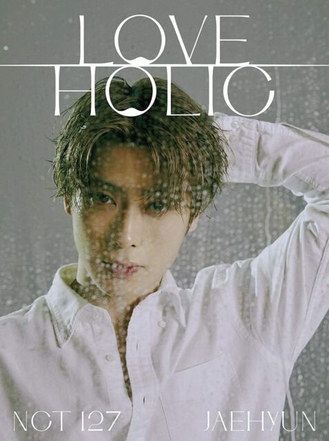 New CD NCT 127 -LOVEHOLIC (JAEHYUN VER.)- from Japan