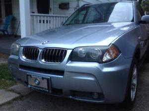 BMW X3series 06 premium model FAST SALE exceptional,$4950.00