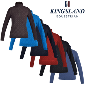 Kingsland Paradiso Ladies Fleece Jumper SALE FREE UK Shipping