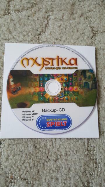 Mystika - Zwischen Licht und Schatten (PC, 2013, DVD-Box)