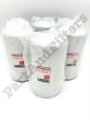 LF3970 Fleetguard Oil Filter Pack of 4