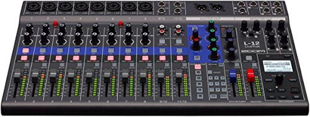 ZOOM Zoom   LiveTrak L-12 Digital Mixer from japan