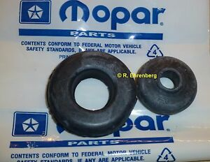 Genuine-Mopar-Big-Block-PCV-amp-Breather-Grommet-Set-A-B-C-E-Body-340-440-318