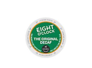 Eight-O-039-Clock-Original-Decaf-Coffee-Keurig-K-Cups-96-Count