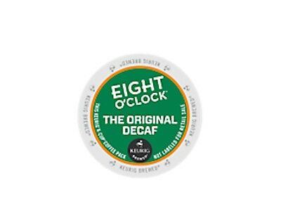 Eight O'Clock Original Decaf Coffee Keurig K-Cups 96-Count