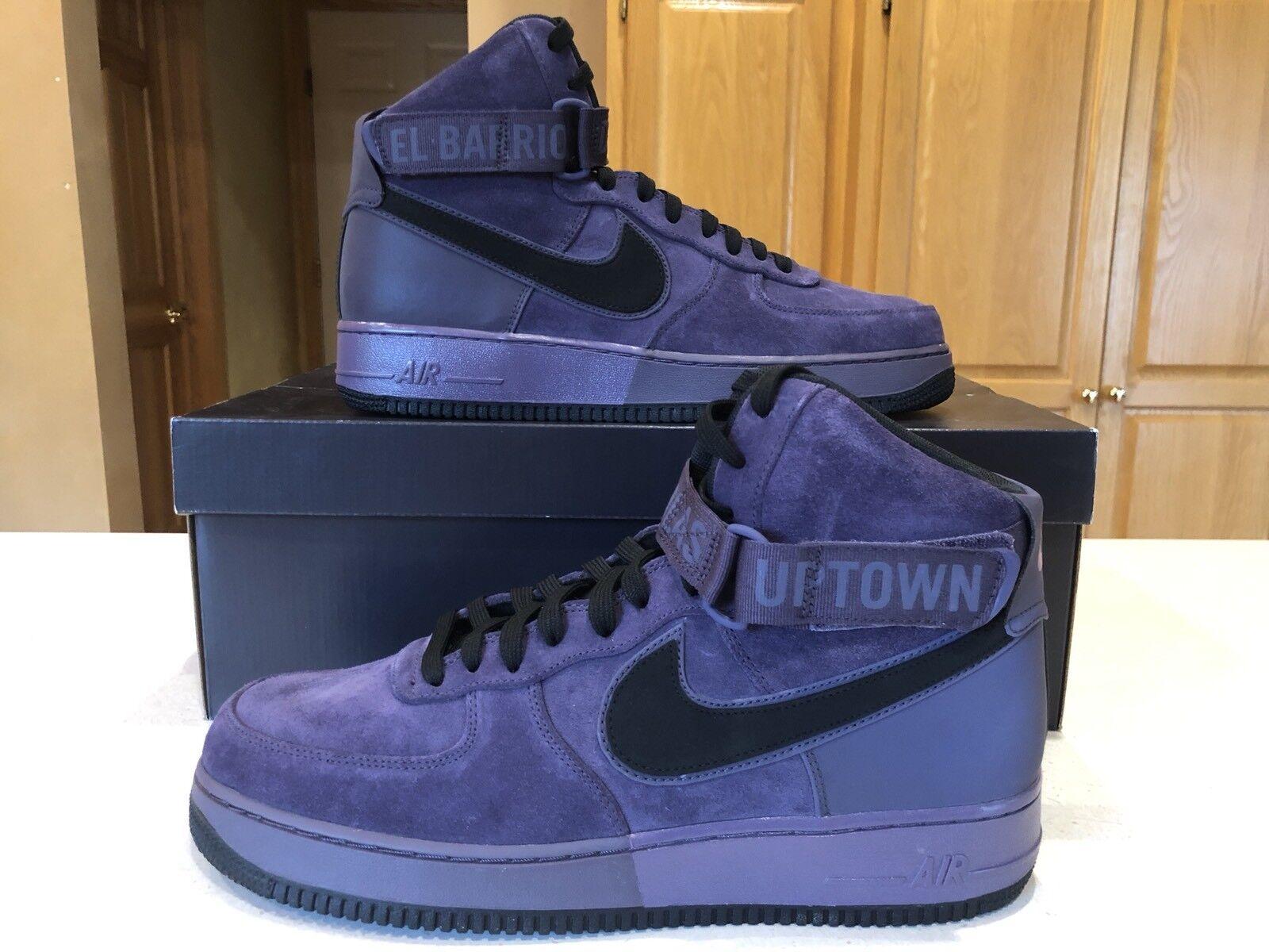 Mens Nike AIR FORCE 1 HIGH '07 QS Shoes