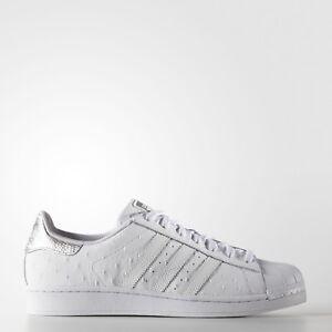 finest selection d4c9a 99fbc Image is loading NEW-Men-039-s-Adidas-Superstar-Shoes-Color-