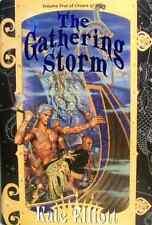 KATE ELLIOTT THE GATHERING STORM BOOK 5 CROWN OF STARS HCDJ 1ST ED NEW RARE