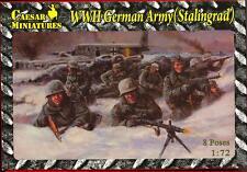 Caesar Miniatures 1/72 GERMAN WWII ARMY AT STALINGRAD Figure Set