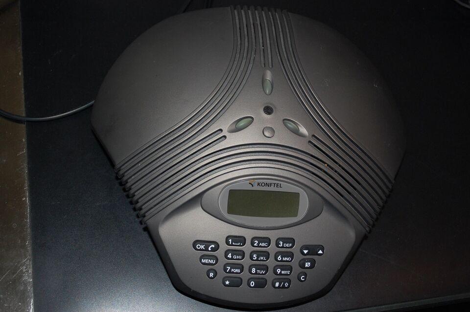 IP telefon, konftel, 200NI