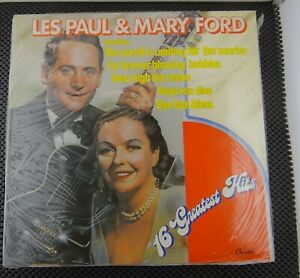 Les-Paul-amp-Mary-Ford-16-Greatest-Hits-Capitol-Records-5C-058-81696