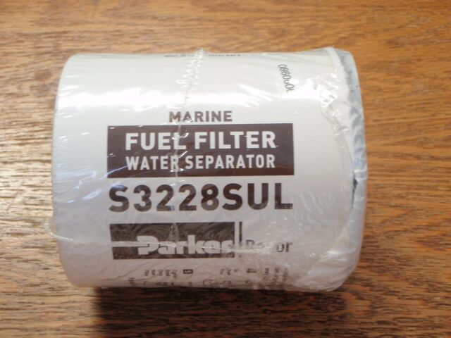 FUEL FILTER RACOR GAS 62 S3228SUL I//O INBOARD OUTBOARD 2 MICRON BOATINGMALL