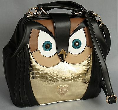 tasche umhängetasche shopper handtasche in Eule form damentasche