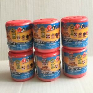Paw-Patrol-Mashems-Series-7-Blind-Capsules-New-Sealed-Lot-of-6-Mighty-Pups