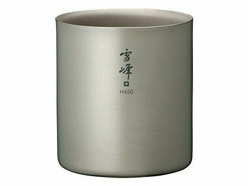 Snow Peak Stacking Mug Xuefeng H450 Tw-122 39306 fromJAPAN for sale online