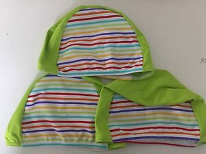 Children-Fashy-Swim-Hat-cap-lovely-Bright-Colours-Easy-to-Put-on-No-Hair-Pulling
