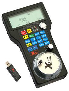 New-Wireless-Mach3-MPG-Pendant-Handwheel-For-CNC-Mac-Mach-3-4-Axis-Controller