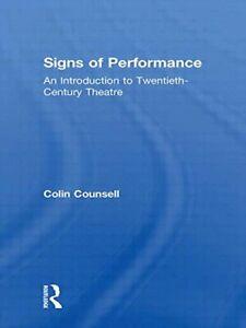 Creacion-de-Signos-Rendimiento-An-Introduction-A-Twentieth-Century-Teatro-Libro