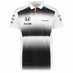 McLaren-Honda-F1-Team-Polo-Shirt-Official-2016-BNWT-Size-Small