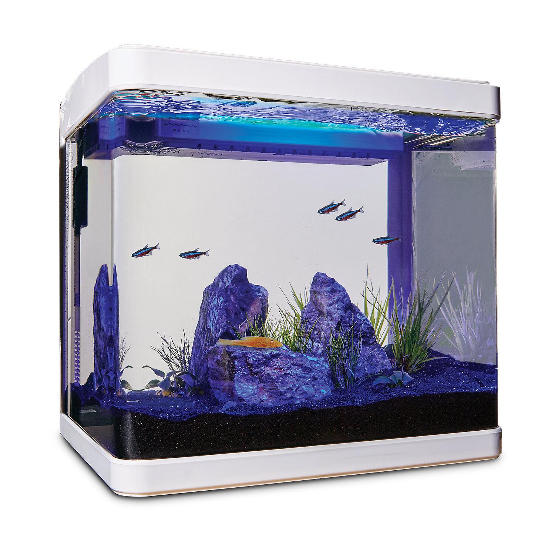 Imagitarium Freshwater Freshwater Freshwater Cube Aquarium Kit, 5.2 GAL 64cd6e