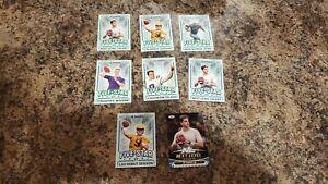 HIT Sage Premier Draft 2020 Joe Burrow Football Card - 8 Cards - Rookie Card