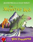 The Monster Bed by Jeanne Willis, Susan Varley (Paperback, 1998)