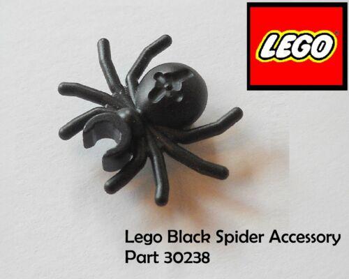 LEGO PART 30238 Black Spider