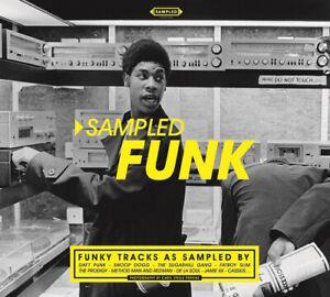 Various-Artists-Sampled-Funk-VINYL-12-034-Album-2-discs-2019-NEW