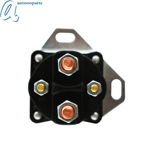 8 Dual Core Glow Plug /& Relay Solenoid Black For Ford 7.3L PowerStroke Diesel F81Z-12B533-AC,F7TZ-12B533-CA3 F7TZ-12B533-A3