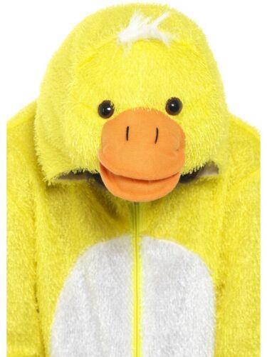 Costume Per Bambini Duck Costume Ragazzi Ragazze Bambini Childs Suit by Smiffys Nuovi