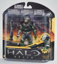 """Target exclusive Halo Reach Series 3 """"Custom Military Police"""" Action Figure MINT"""