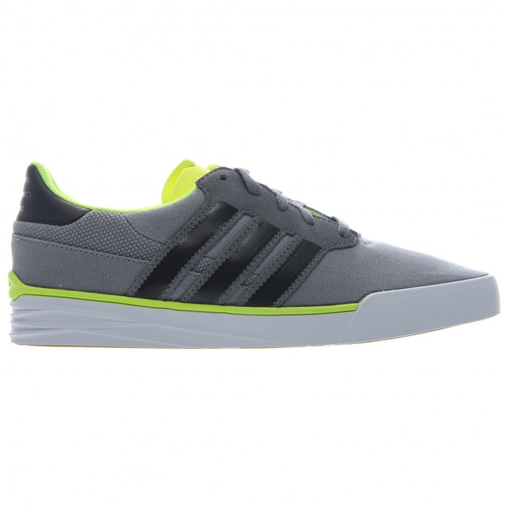 NEW ADIDAS TRIAD Skateboarding SB MENS Grey Solar Yellow NIB New shoes for men and women, limited time discount