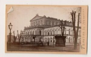 Vintage-CDV-Theatre-in-Hannover-Capitol-Lower-Saxony
