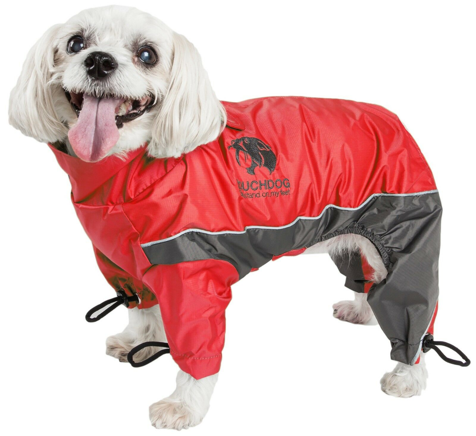 Quantum-Ice Full-Body Adjustable Reflective Reflective Reflective Pet Dog Coat Jacket w  Insulation 3db1d8