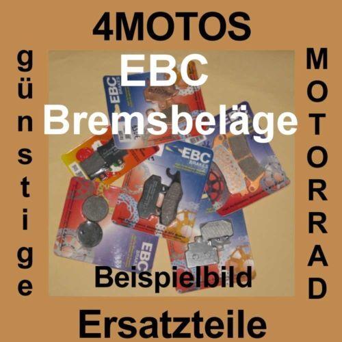 2003 avant Plaquettes de Frein APRILIA LEONARDO 125 LC st BJ