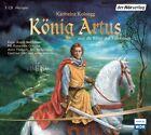 König Artus und die Ritter der Tafelrunde. 3 CDs von Karlheinz Koinegg (2009)