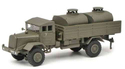 Schuco 26424-1//87 Mercedes-Benz LG 315 Tank-Lkw Bundeswehr Neuf
