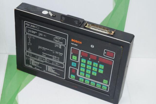 BOSCH PSP 2000 / PSP2000  // PSS 2081.1