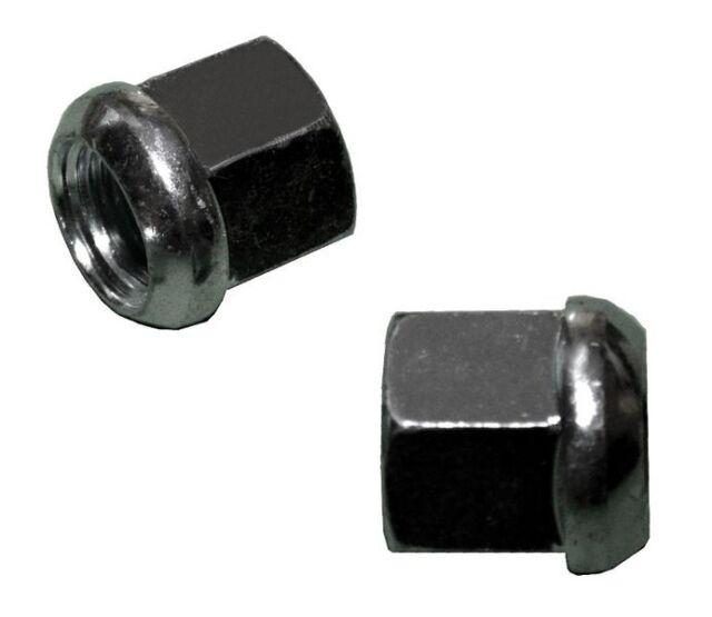 1.30€//1Stk 10 Stück Kugelbundmutter M20 x 1,5 DIN 74361-8 A verzinkt Radmutter