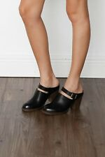 fda597ae40f item 1 BC Footwear Gleam Mule Heel Size 9 MSRP   80 New Women Urban  Outfitters -BC Footwear Gleam Mule Heel Size 9 MSRP   80 New Women Urban  Outfitters