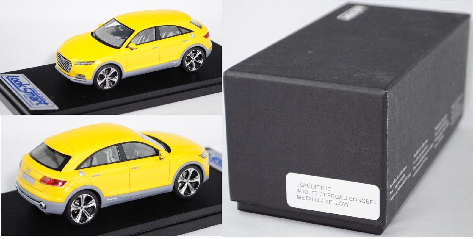 Looksmart Audi TT offroad concept Beijing International Automobile Exhibition