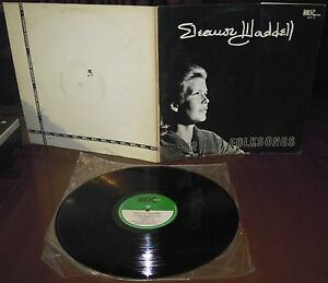 LP-ELEANOR-WADDELL-American-folksongs-Karim-66-ITALY-folk-Frosali-unique-MINT