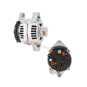 100A-Lichtmaschine-fuer-Opel-Astra-G-H-Corsa-Meriva-Vectra-C-0124415002-CA1581iR