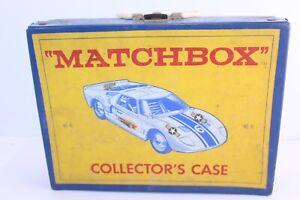 Vintage-1966-Matchbox-Lesney-Productos-Estuche-de-Coleccionistas-de-coche