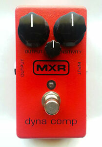 MXR-Dyna-Comp-Compressor-Griffin-Effects-Modified-Tone-Control-and-Ross