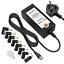 thumbnail 12 - Powseed 36W AC Multi Voltage 5V 6V 7.5V 9V 12V 13.5V 15V Power Adapter Supply DC