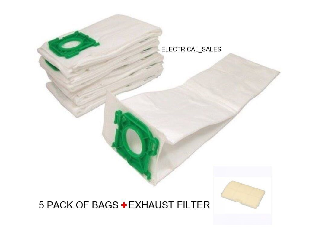 Si adatta Sebo Aspirapolvere Filtro 5036ER Micro filtro si adatta a tutti X X1 X4
