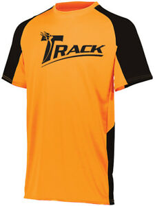 CoolWick Storm Electrical Tornado Yellow Bowling Jersey