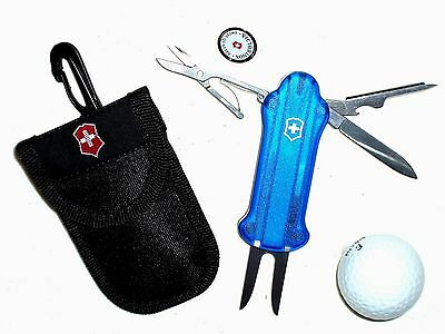 Victorinox Golf Tool Sapphire Multi Tool Swiss Army Knife
