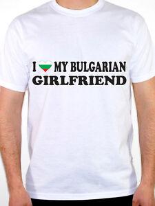 Bulgarian girlfriend